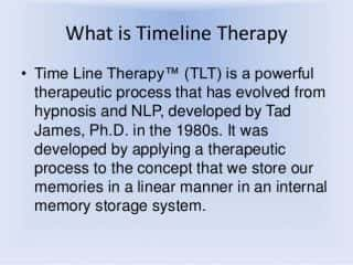 Time Line Therapy Training UK Time Line Therapy courses Time Line Therapy Practitioner